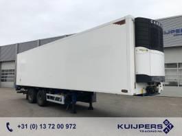 koel-vries oplegger Pacton Heiwo / Citytrailer / Stuuras / Carrier / Laadklep 2000 kg 2008