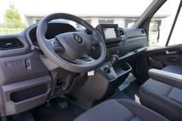 gesloten bestelwagen Renault Master T35 2.3 150 L2H2 Automaat Climate Navi Camera Cruise Trekhaak!! NR. 671 2021