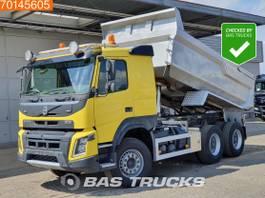 kipper vrachtwagen > 7.5 t Volvo FMX 500 6X4 VEB+ Big-Axle Steelsuspension Euro 6 2014