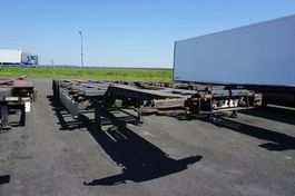 container chassis oplegger Krone
