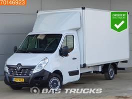 gesloten bestelwagen Renault Master 2.3 dCi Bakwagen Laadklep Verwarming 36.000KM A/C 2019