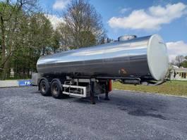tankoplegger Magyar 2 essieux 25000 L