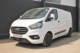 gesloten bestelwagen Ford Transit Custom 290 2.0 TDCI L2H1 - Airco - Cruise - Camera - € 13.900,- Ex. 2018
