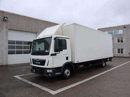 bakwagen vrachtwagen MAN TGL 12.250 2019