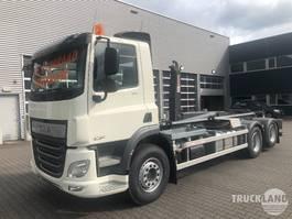 containersysteem vrachtwagen DAF CF 410 FAS VDL 25T HAAKARM 2021