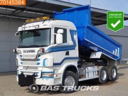 kipper vrachtwagen > 7.5 t Scania R560 6X4 V8 Retarder Hydraulik Big-Axle 11m3 Euro 5 2012