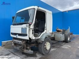 chassis cabine vrachtwagen Renault Premium 270 2003