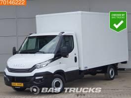 gesloten bestelwagen Iveco Daily 35 S16 160pk Automaat Laadklep Bakwagen Airco A/C 2018
