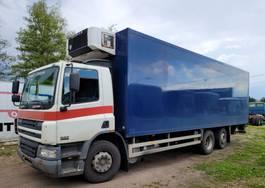 koelwagen vrachtwagen DAF CF 250 6x2 FRIGO BELGIUM TRUCK 2005
