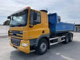 kipper vrachtwagen > 7.5 t DAF CF 85 6x2, Euro 5, Manual gearbox, Tipper, 2012 2012
