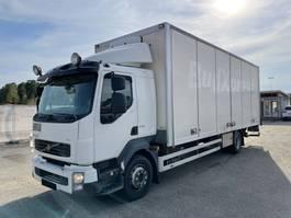 bakwagen vrachtwagen Volvo FL240 Euro 5, Box-truck (Isolated + heater), 2013 2013