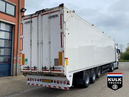 walking floor oplegger Carnehl Cargo Walking Floor 93M3 Lift as HYDRO KLEPPEN / CARGOFLOOR 2014