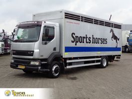 bakwagen vrachtwagen DAF LF 55 .250 + Manual + DHOLLANDIA LIFT 2003