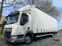 schuifzeil vrachtwagen DAF LF 210 EURO 6 SCHUIFZEIL 2017 2017