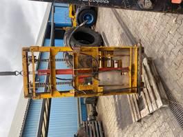 hefmast uitrusting Box-lift 1500 KG 2018