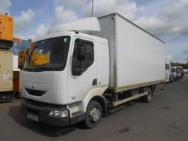 bakwagen vrachtwagen Renault Midliner 2001