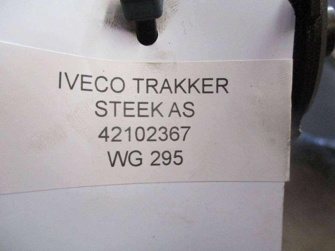 Naaf vrachtwagen onderdeel Iveco 42102367 STEEK AS