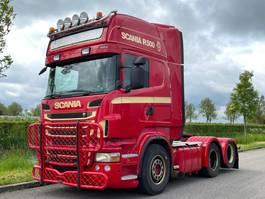 standaard trekker Scania R500 V8 Topline NEW APK  R500 6x2 retarder 2010