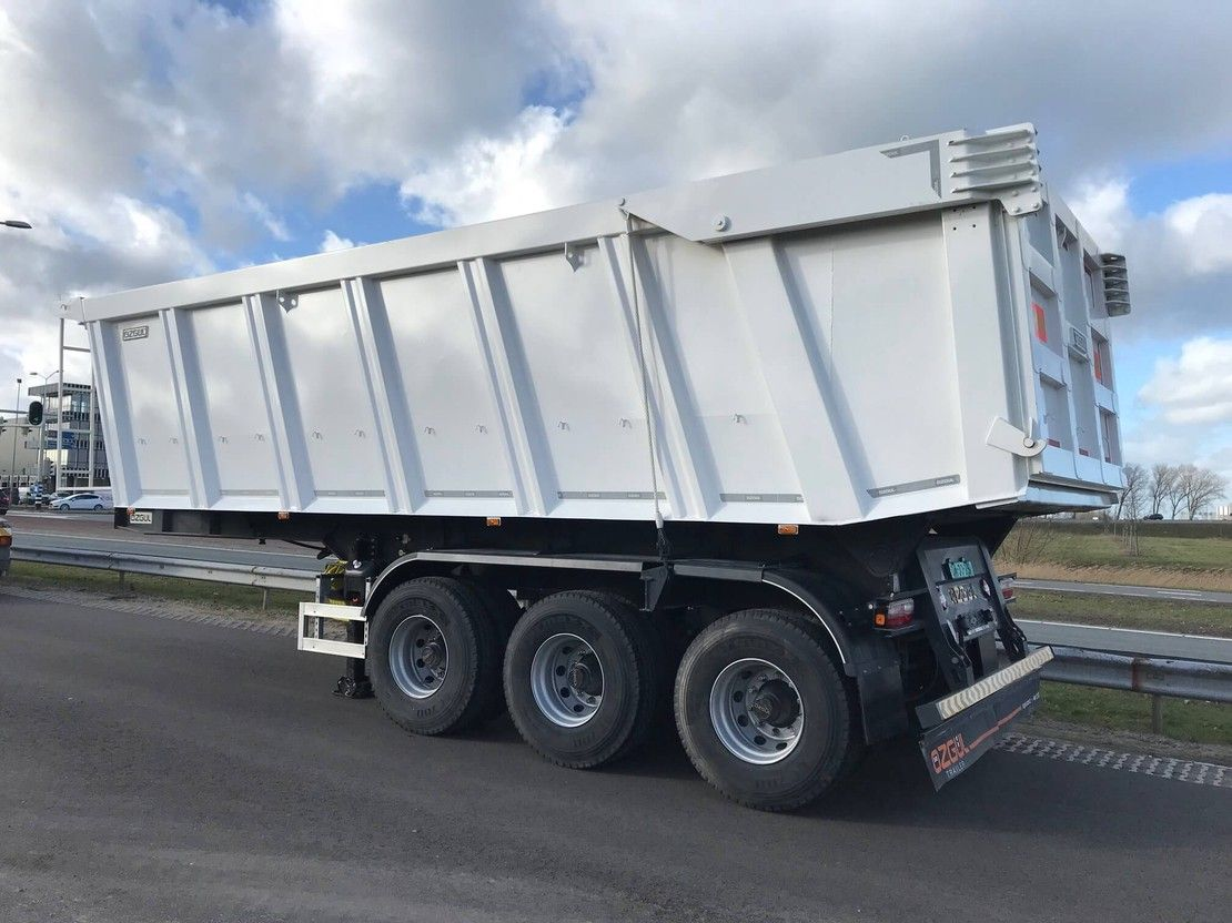 kipper aanhanger Diversen Ozgul 45 CBM Dump Semi Trailer 3 axle   NEW 2019