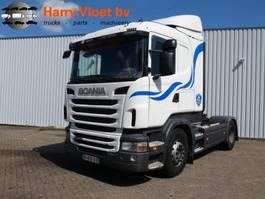 standaard trekker Scania R480 2010