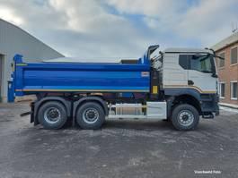 kipper vrachtwagen > 7.5 t MAN New Generation 33.510 6x4 BLS-TN kipper/trekker 2021