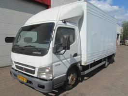 bakwagen vrachtwagen Mitsubishi 3C13 Canter 2007