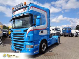 standaard trekker Scania R480 + Euro 5 + Retarder + without adblue 2012