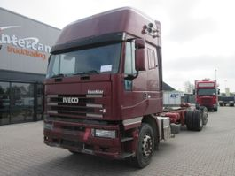 chassis cabine vrachtwagen Iveco LD440E52T/P V8 | HOBBY TRUCK | FULLER GEARBOX | High roof cabin 1993