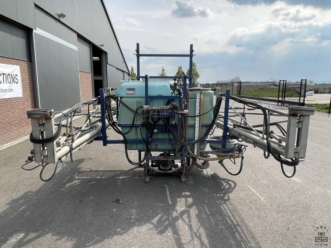 landbouwspuitwagens Diversen Sieger SM