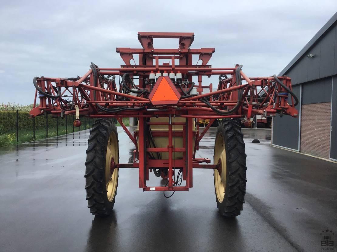 landbouwspuitwagens Vicon LS1601