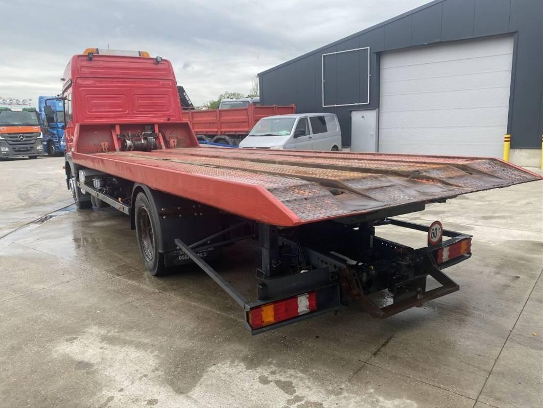 autotransporter vrachtwagen Mercedes-Benz ATEGO 1828 DEPANNAGE/RECOVERY TRUCK