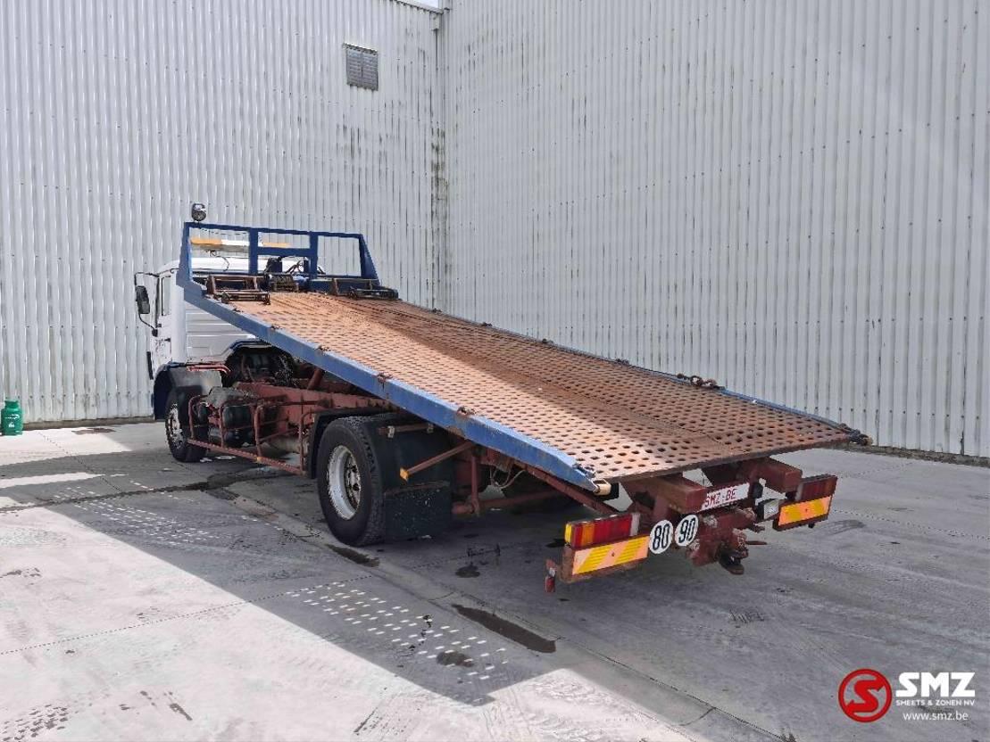 autotransporter vrachtwagen Mercedes-Benz SK 1922 1622 no lames 1987