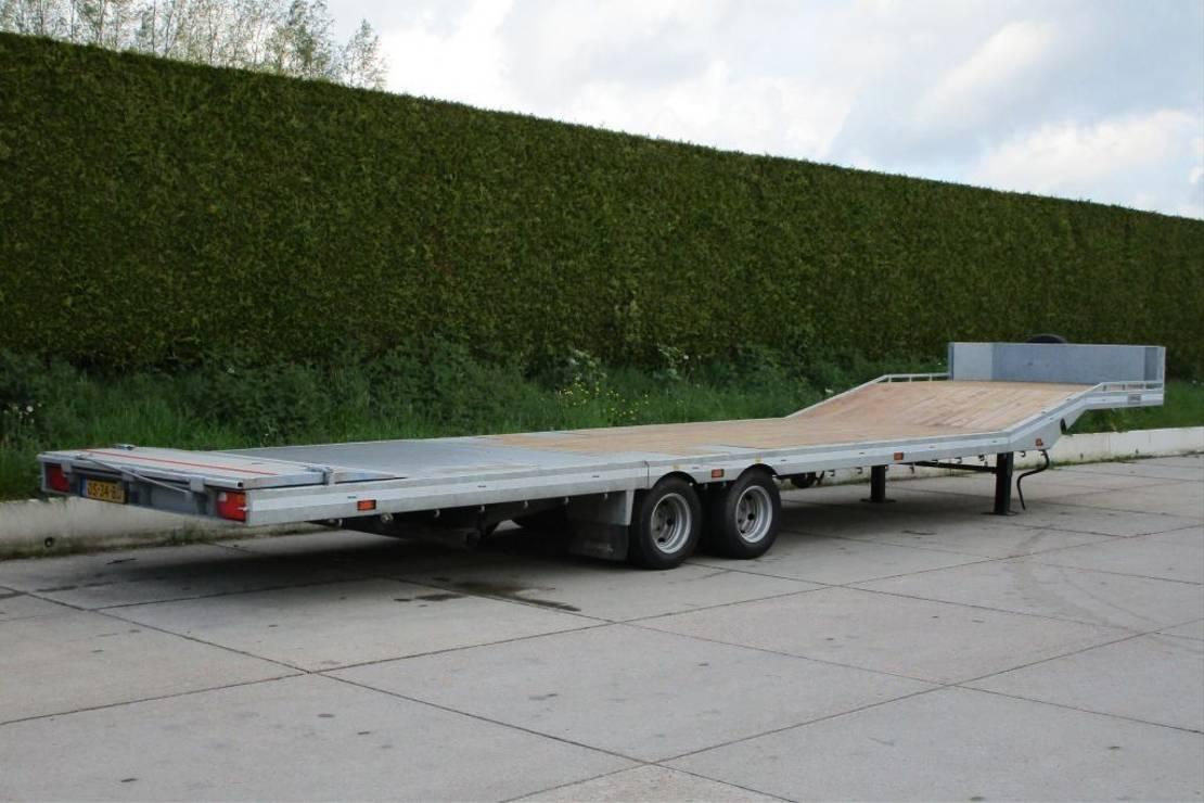 semi dieplader oplegger Veldhuizen 8,5-tons Semi-dieplader oplegger 2020