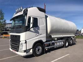 tankwagen vrachtwagen Volvo FH 500 6x2/4600 XL-Globe 2013