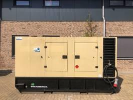 generator Doosan G 160 John Deere Leroy Somer 175 kVA Supersilent generatorset 2011