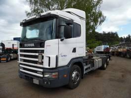 overige vrachtwagens Scania 124 L 420 2002