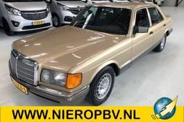 sedan auto Mercedes-Benz S280 6cil NIEUWSTAAT 1983