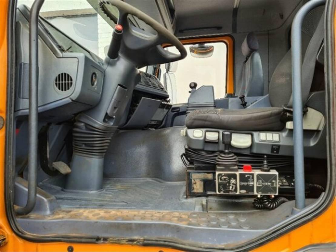 chassis cabine vrachtwagen Mercedes-Benz Actros 2648 L/6x2 Actros 2648 L/6x2, 8 Zylinder Motor 1997