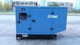 fluister aggregaat SDMO J66K 2012