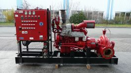 Centrifugaalpomp normaalzuigend Iveco NFPA20 diesel firepumpset 2005