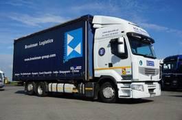 chassis cabine vrachtwagen Renault Premium 460 BDF JUMBO 7.82 2012