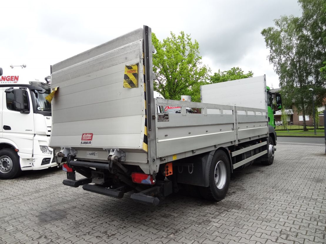 chassis cabine vrachtwagen MAN TGS 18 4X4H 2010