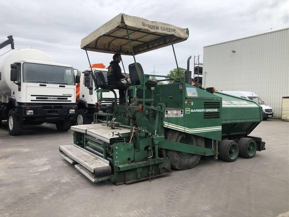 asfaltfrees Diversen BG-210