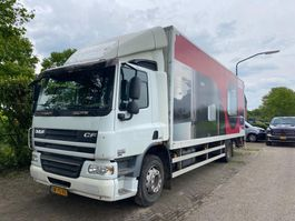 bakwagen vrachtwagen DAF CF 65 CF65.220 FA  Automaat  APK keuring 26-05-2022 2008