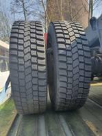 banden vrachtwagen onderdeel Goodyear 285/70 R19.5