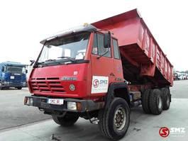 kipper vrachtwagen > 7.5 t Steyr 32S 31 6x6 1998