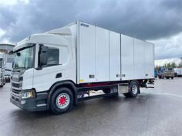 bakwagen vrachtwagen Scania P280 4x2/550 2021