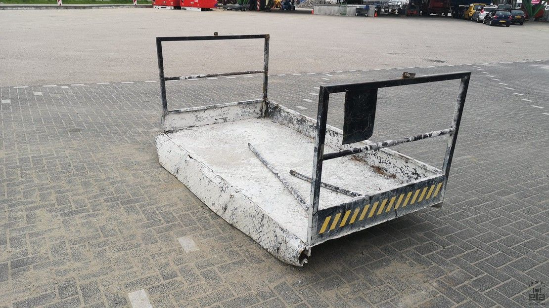 hoogwerkerbak Diversen Scantruck SM103670