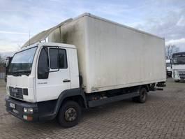 bakwagen vrachtwagen MAN L2000 LE 8.180 BOX 2004