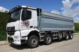 kipper vrachtwagen > 7.5 t Mercedes-Benz Arocs 10x4 midlift 49,0-ton met Hyva/Veldhuizen achteroverkipper 2019
